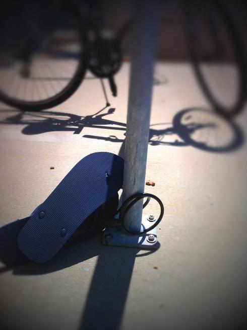 Flip Flops Locked up