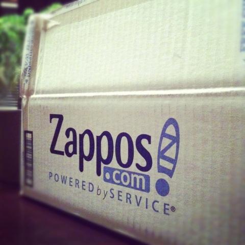 Zappos Shoebox