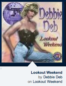 Debbie Deb Pandora Image