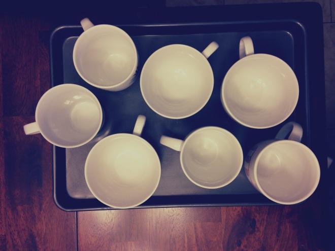 diy sharpie mugs, step 6