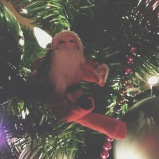 Vintage Christmas Ornament -