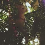 Vintage Christmas Ornament -