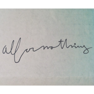 All or Nothing Tattoo