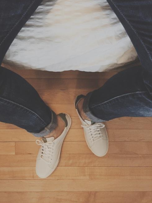 Cole Haan Trafton Club Court Sneaker / Instagram @npk412