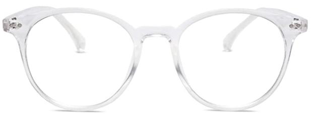Clear Frames Blue Light Computer Glasses