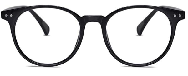 Black Frames Blue Light Computer Glasses